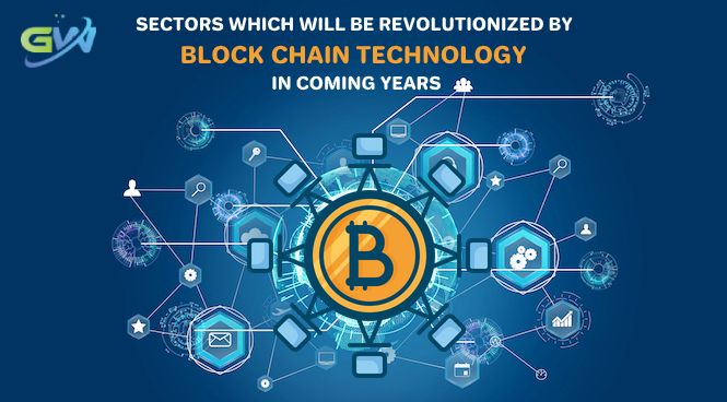 Sectors which will be revolutionized by block chain technology in coming years