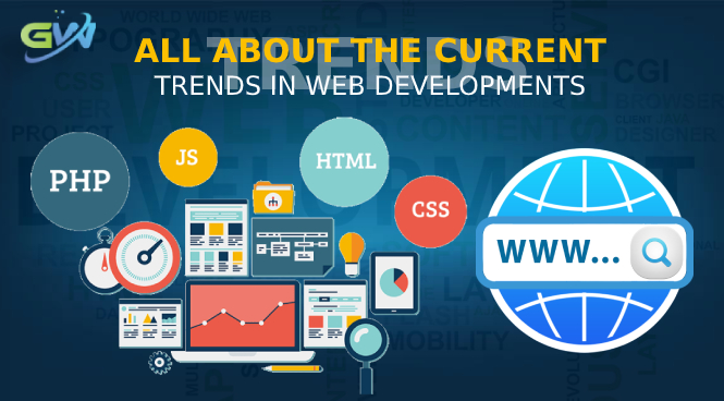 All about the Current Trends in Web Developments