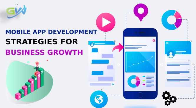 Mobile App Development Strategies for business growth