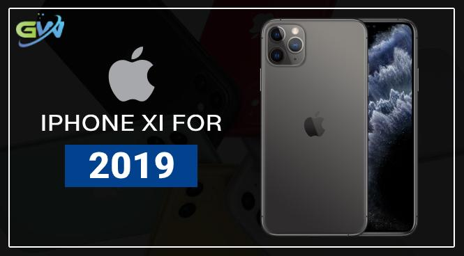 Apple's iPhone XI for 2019