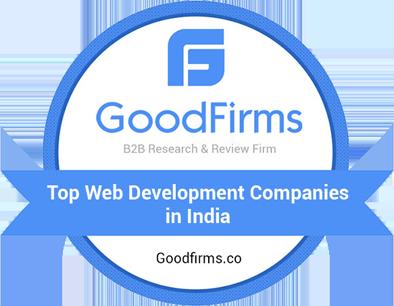 Top Web Development Companies in India