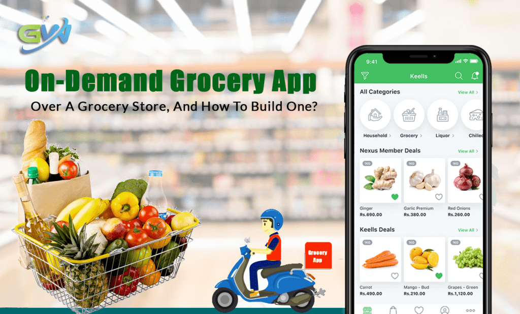 On-Demand-Grocery-App