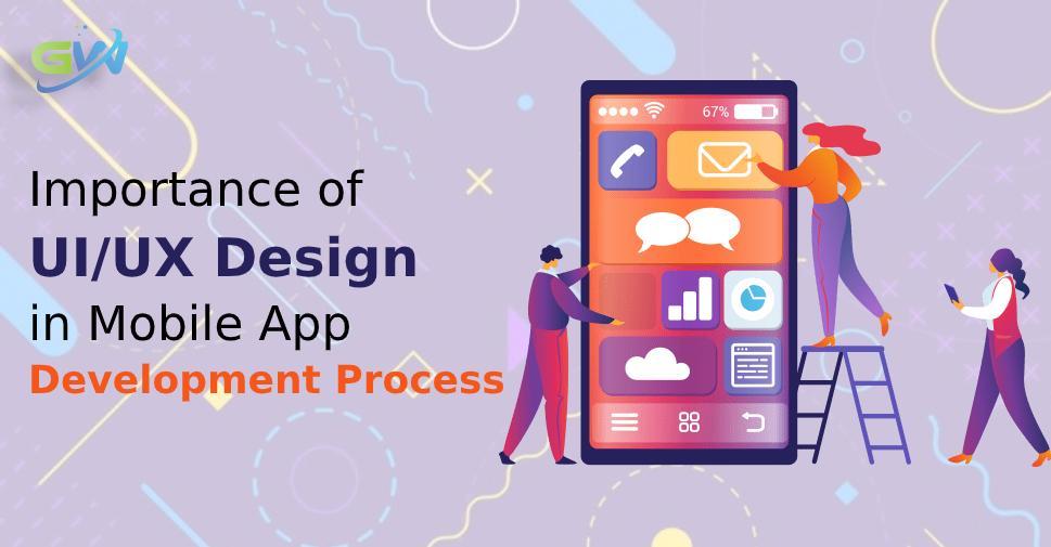 Importance of UI-UX Design in Mobile App Development Process