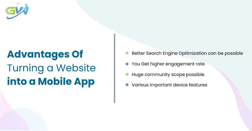 Advantages Of Turning a Website into a Mobile App