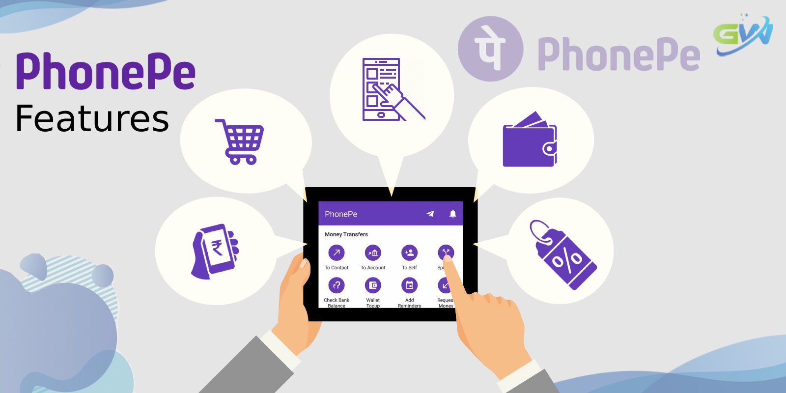 phonepe features