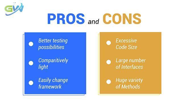 Pros & Cons Model MVP